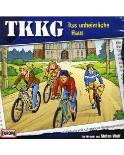 TKKG - 143/Das unheimliche Haus - (CD)