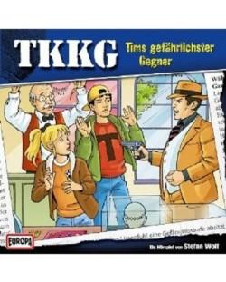 TKKG - 149/Tims gefahrlichster Gegner - (CD)