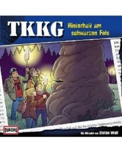 TKKG - 145/Hinterhalt Am schwarzen Fels - (CD)