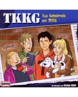 TKKG - Das Geheimnis Um TKKG - (CD)