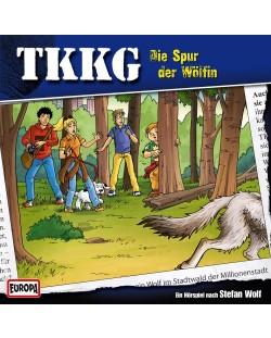 TKKG - 177/Die Spur der Wolfin - (CD)