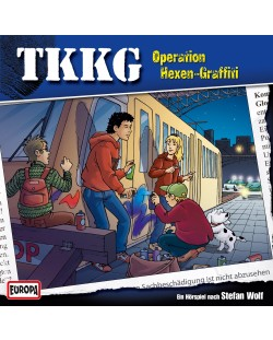 TKKG - 164/Operation Hexen-Graffiti - (CD)