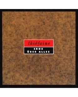 Hubert-Felix Thiefaine - Eros uber alles - (CD)