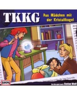TKKG - 166/Das Madchen mit Der Kristallkugel - (CD)