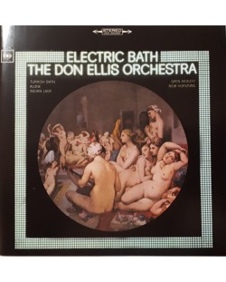 The Don Ellis ORCHESTRA - Electric Bath - (CD)