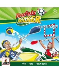 Teufelskicker - 073/Der Kanu-Kick! - (CD)