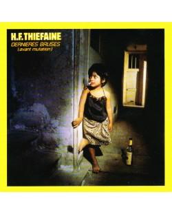 Hubert-Felix Thiefaine - Dernieres balises (avant mutation) - (CD)