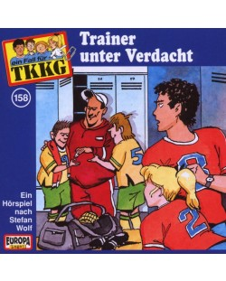 TKKG - 158/Trainer Unter Verdacht - (CD)