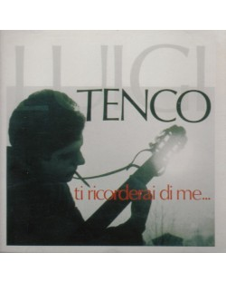 Luigi Tenco - Ti Ricorderai di Me - (CD)