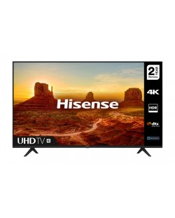 """Televizor smart Hisense - A7100F, 43"""" , 4K, LED, negru"""