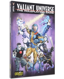 Joc de rol Valiant Universe - Core Book