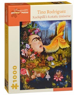 Puzzle Pomegranate de 1000 piese - Universul emotionant al lui Hocipilis, Tino Rodriguez