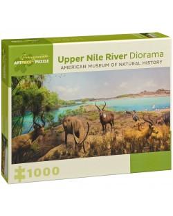 Puzzle Pomegranate de 1000 piese - In partea superioara a Nilului