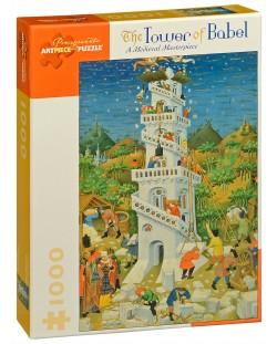 Puzzle Pomegranate de 1000 piese - Turnul Babel
