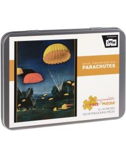 Puzzle Pomegranate de 100 piese - Parasute, Eric Kennington