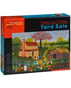 Puzzle Pomegranate de 500 piese - Vanzare, Mati O'Kelley