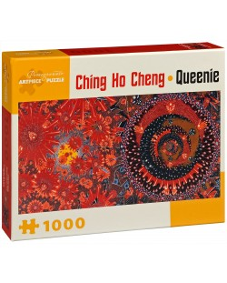 Puzzle Pomegranate de 1000 piese - Mica regina, Ching Ho Chang