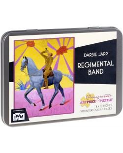 Puzzle Pomegranate de 100 piese - Regimental Band, Darsie Japp