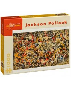 Puzzle Pomegranate de 1000 piese - Convergenta, Jackson Pollock