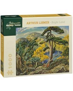 Puzzle Pomegranate de 1000 piese - Pamant nou, Arthur Lismer