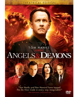 Angels &  Demons (DVD)