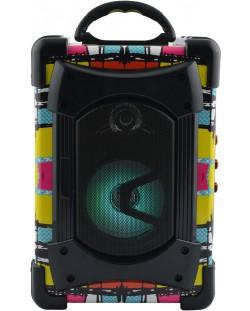 Boxa multicolora Diva - MBP20KN