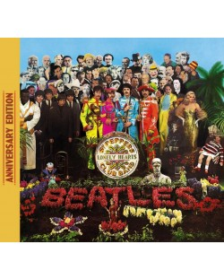 The Beatles - Sgt. Pepper's Lonely Hearts Club Band (2 CD)