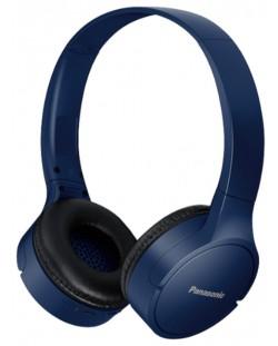 Casti wireless cu microfon Panasonic - HF420B, albastru-inchis