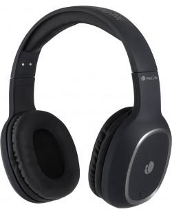 Casti wireless cu microfon NGS - Artica Pride, negre