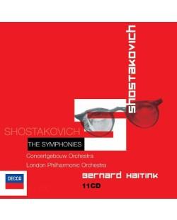 Bernard Haitink - Shostakovich: The Symphonies (CD Box)