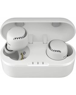 Casti wireless Panasonic - RZ-S500WE-W, TWS, albe