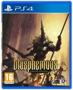 Blasphemous Deluxe Edition (PS4)