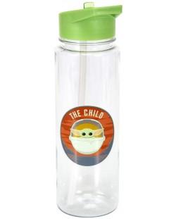 Sticla pentru apa Paladone Television: The Mandalorian - The Child, 650 ml