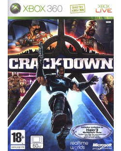 Crackdown - Classics (Xbox 360)