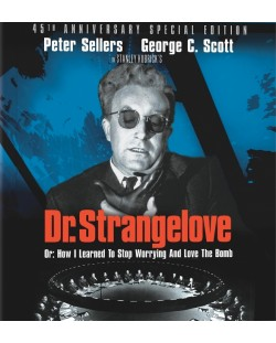 Dr. Strangelove or: How I Learned to Stop Worrying and Love the Bomb (Blu-ray)