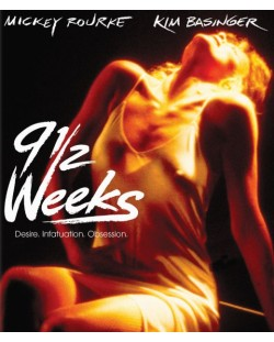 Nine 1/2 Weeks (Blu-ray)