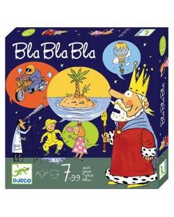 Joc cu carti pentru copii Djeco - Bla Bla Bla