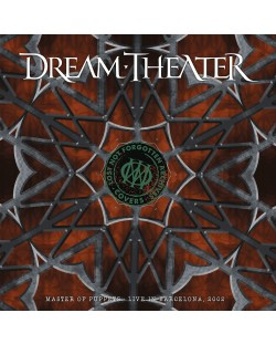Dream Theater - Master of Puppets - Live in Barcelona (2002) (CD + 2 Vinyl)