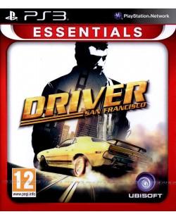 Driver San Francisco - Essentials (PS3)