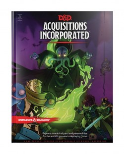 Dungeons & Dragons - Adventure Acquisitions Incorporated