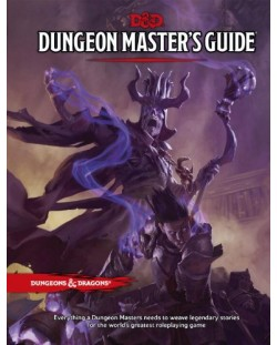 Completare pentru jocul de rol Dungeons & Dragons - Dungeon Master's Guide (5th Edition)
