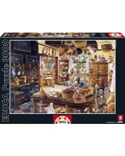 Puzzle Educa de 3000 piese - Brutaria