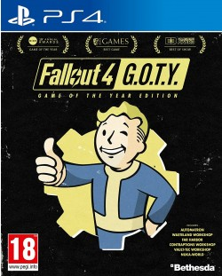 Fallout 4 Game of the Year Edition (PS4)