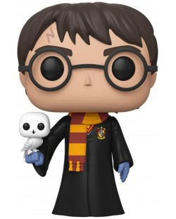 Figurina Funko Pop! Harry Potter: Wizarding World - Harry Potter With Hedwig #01