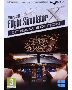 Microsoft Flight Simulator X: Steam Edition (PC)