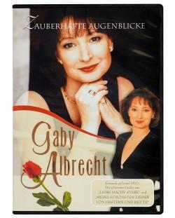 Gaby Albrecht - Zauberhafte Augenblicke (DVD)