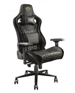 Scaun gaming Trust - GXT 712 Resto Pro, negru