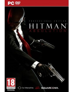 Hitman: Absolution Profesional Edition (PC)