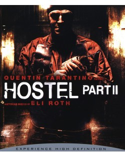 Hostel: Part II (Blu-ray)