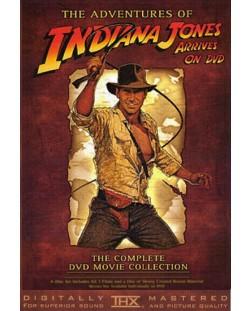 Indiana Jones Trilogy (DVD)